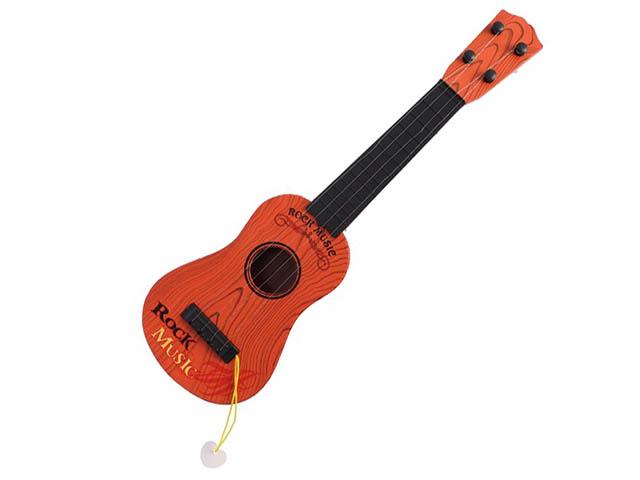 Детский музыкальный инструмент СИМА-ЛЕНД Гитара Классика 120507 b dot музыкальный инструмент b dot гитара с 2 лет