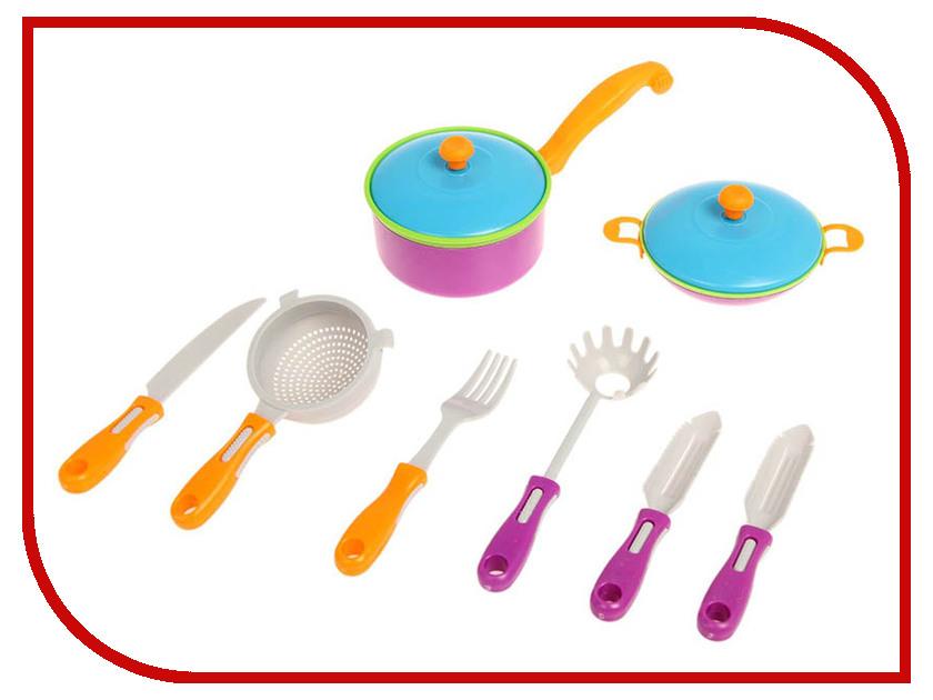 Набор посуды СИМА-ЛЕНД Крошки-поварёшки 2437287 набор для пикника сима ленд волк 160036