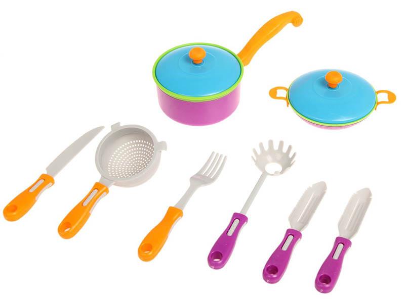 цена Набор посуды СИМА-ЛЕНД Крошки-поварёшки 2437287 онлайн в 2017 году