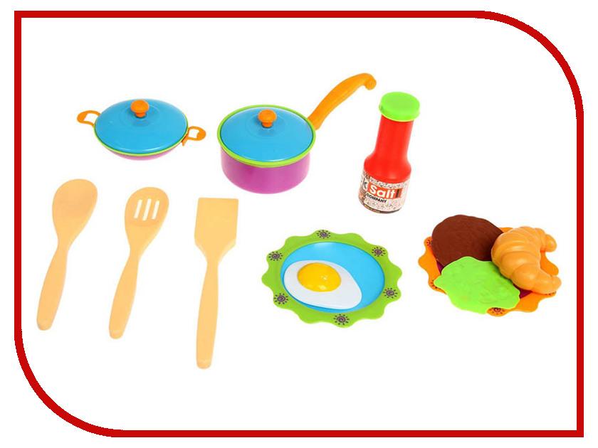 Набор посуды СИМА-ЛЕНД Завтрак 2437285 кухонный набор сима ленд шеф повар хрюша 3505364