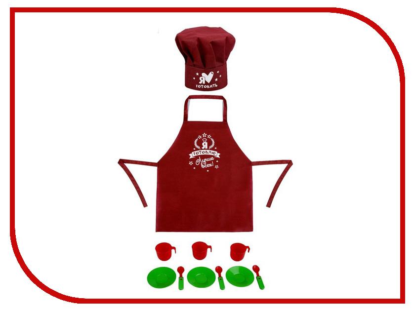 Игровой набор Забияка Шеф-повар 2929886 набор для экспериментов забияка секреты гончара 1127252