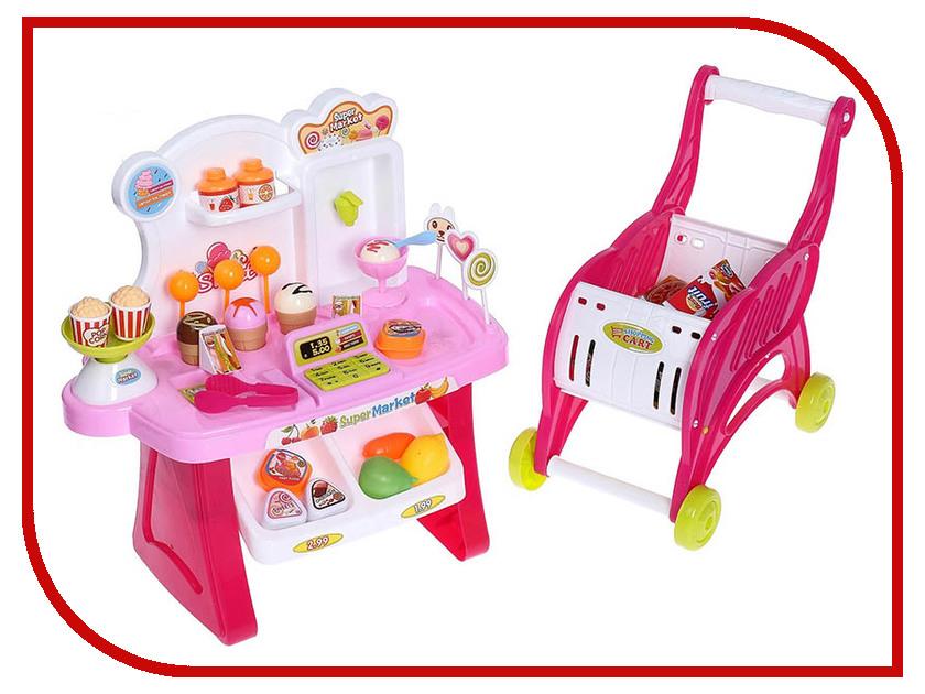 Игровой набор СИМА-ЛЕНД Счастливый магазин 2699872 кухонный набор сима ленд шеф повар хрюша 3505364