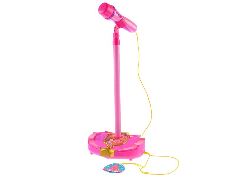 Детский музыкальный инструмент Disney Микрофон София Прекрасная Принцесса 2698575