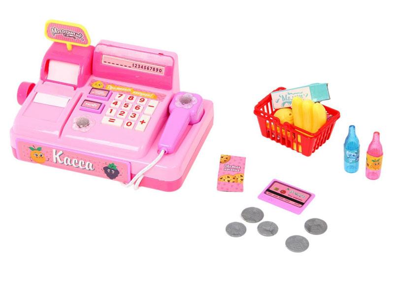 Игровой набор Забияка Магазинчик с аксессуарами 2155398