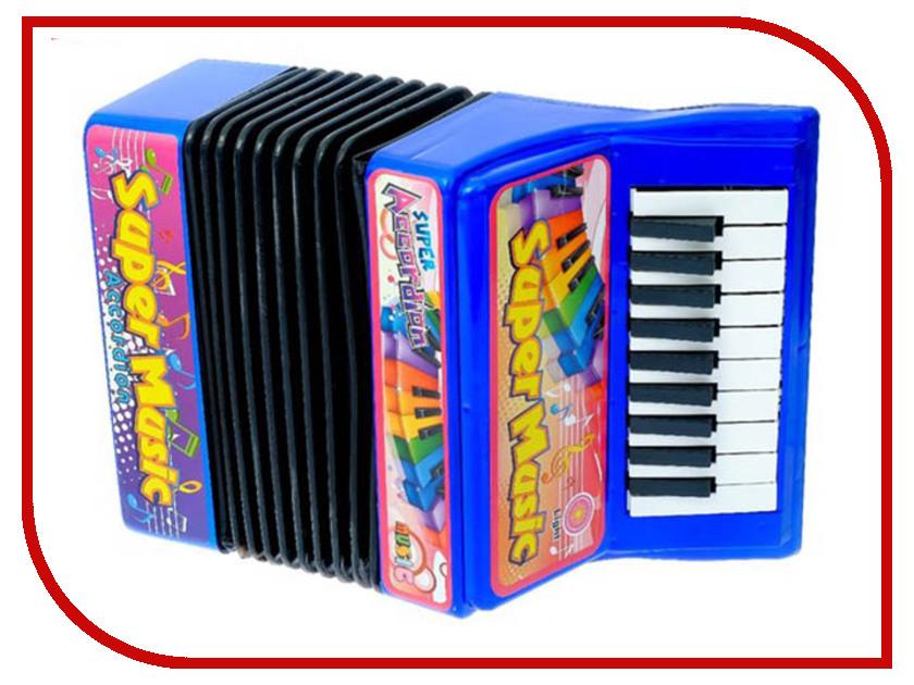 Детский музыкальный инструмент СИМА-ЛЕНД Аккордеон Mix 1855505