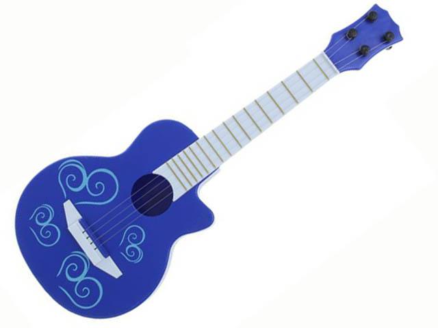 Детский музыкальный инструмент СИМА-ЛЕНД Гитара Mix 114267 b dot музыкальный инструмент b dot гитара с 2 лет