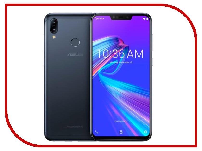 Сотовый телефон ASUS ZenFone Max M2 ZB633KL 32Gb Black сотовый телефон asus zenfone 4 max zc554kl 16gb gold