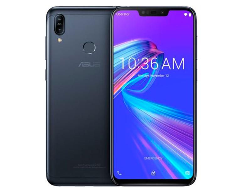 Сотовый телефон ASUS ZenFone Max M2 ZB633KL 32Gb Black цена