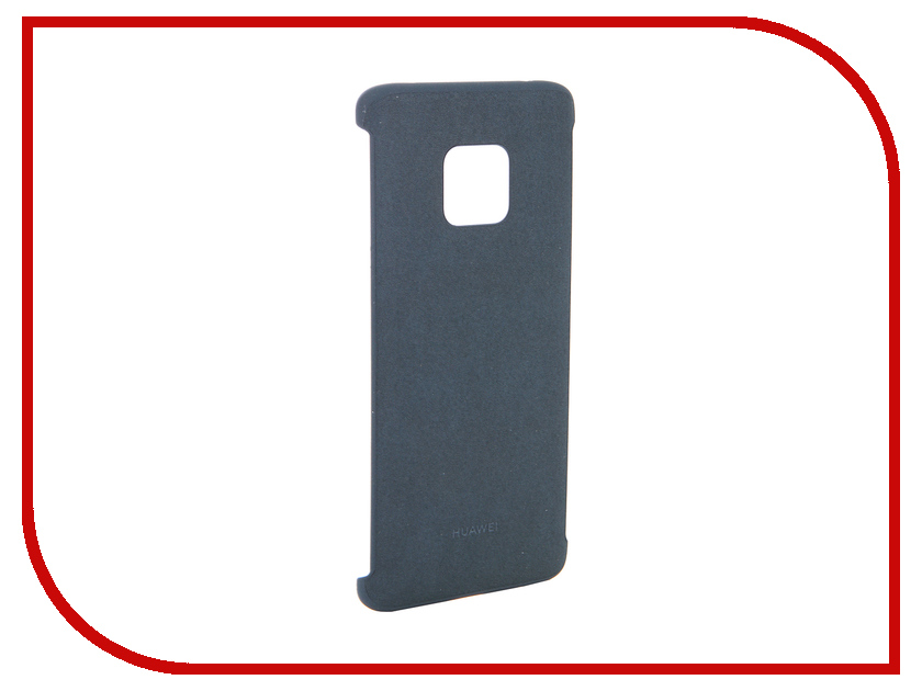 Аксессуар Чехол для Huawei Mate 20 Pro Blue 51992630 huawei mate 20 128gb 4g midnight blue смартфон