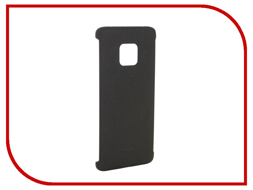 Аксессуар Чехол для Huawei Mate 20 Pro Black 51992628