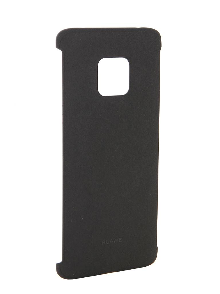 цена Аксессуар Чехол для Huawei Mate 20 Pro Black 51992628 онлайн в 2017 году