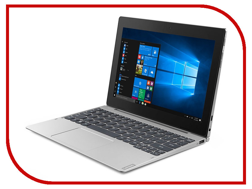 Планшет Lenovo IdeaPad D330-10IGM 81H3003GRU (Intel Celeron N4000 1.1 GHz/4096Mb/64Gb/Wi-Fi/Bluetooth/Cam/10.1/1280x800/Windows 10 64-bit) chuwi lapbook 12 3 6gb 64gb windows 10 intel celeron n3450