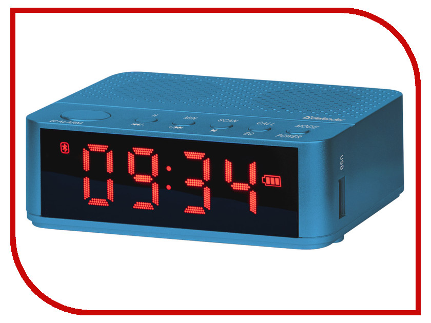Часы Defender Enjoy M800 Blue 65685 defender mic 129