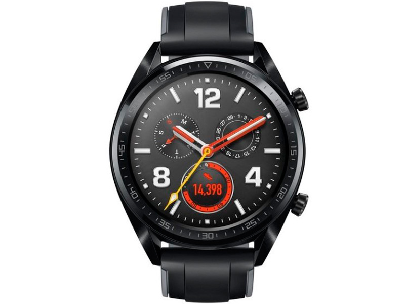 Умные часы Huawei Watch GT FTN-B19 Black
