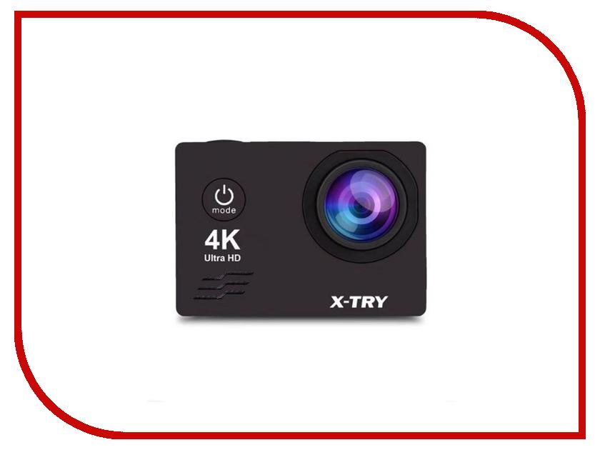 Экшн-камера X-TRY XTC170 NEO 4K WiFi экшн камера drift ghost 4k