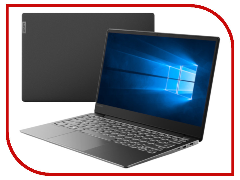 Ноутбук Lenovo IdeaPad S530-13IWL Black 81J70005RU (Intel Core i5-8265U 1.6 GHz/8192Mb/256Gb SSD/Intel HD Graphics/Wi-Fi/Bluetooth/Cam/13.3/1920x1080/Windows 10 Home 64-bit) цена
