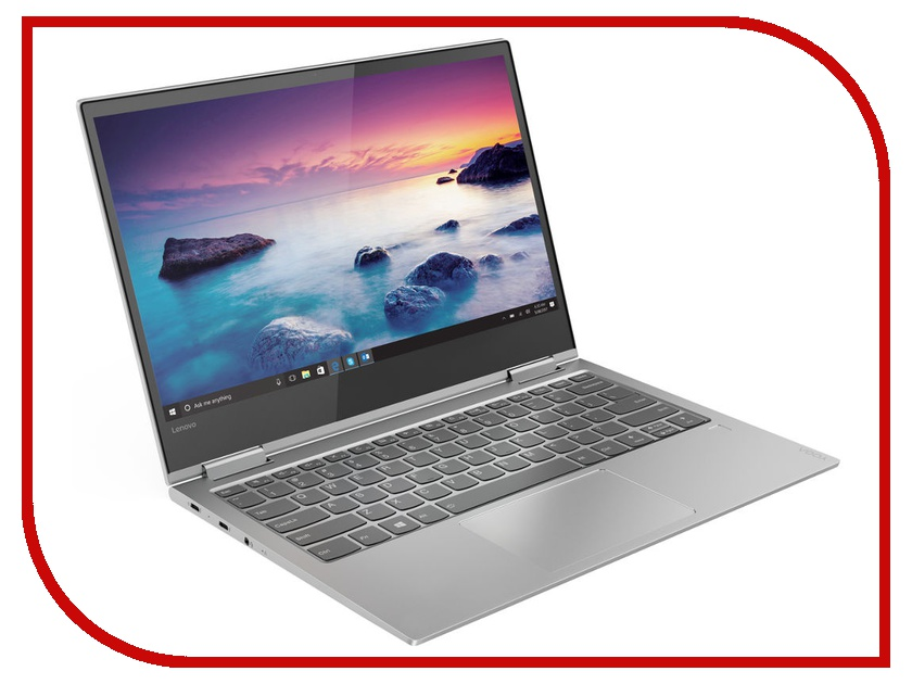 Ноутбук Lenovo Yoga 730-13IWL Platinum 81JR001FRU (Intel Core i5-8265U 1.6 GHz/8192Mb/256Gb SSD/Intel HD Graphics/Wi-Fi/Bluetooth/Cam/13.3/1920x1080/Touchscreen/Windows 10 Home 64-bit) цена