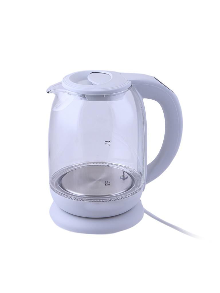 Чайник Kitfort KT-640-3 Grey цена