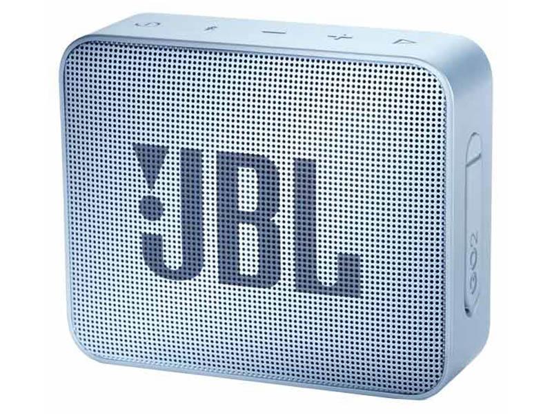 Колонка JBL GO 2 Cyan jbl go серый