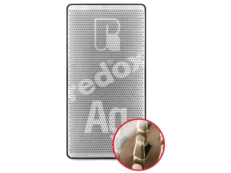 Массажер Редокс Лежак - кристаллиты серебра