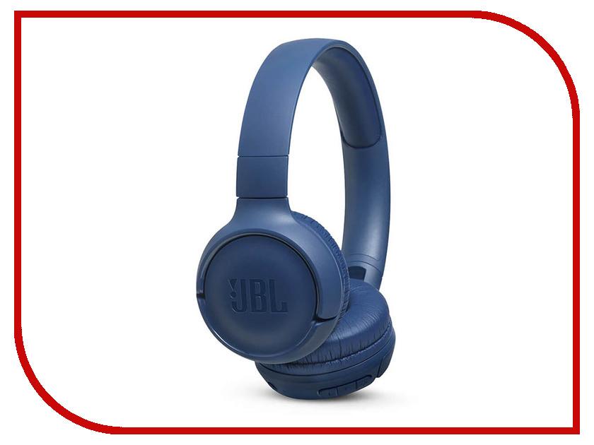 купить JBL Tune 500BT Blue онлайн