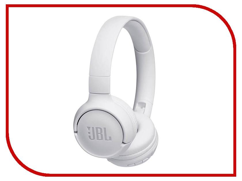 JBL Tune 500BT White tune big foot