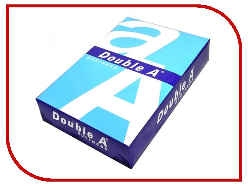 Бумага Double A A3 80g/m2 500 листов A+ бумага officespace pale a4 80g m2 50 листов green 245189