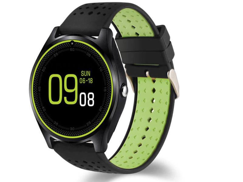 Умные часы ZDK V9 Black-Green