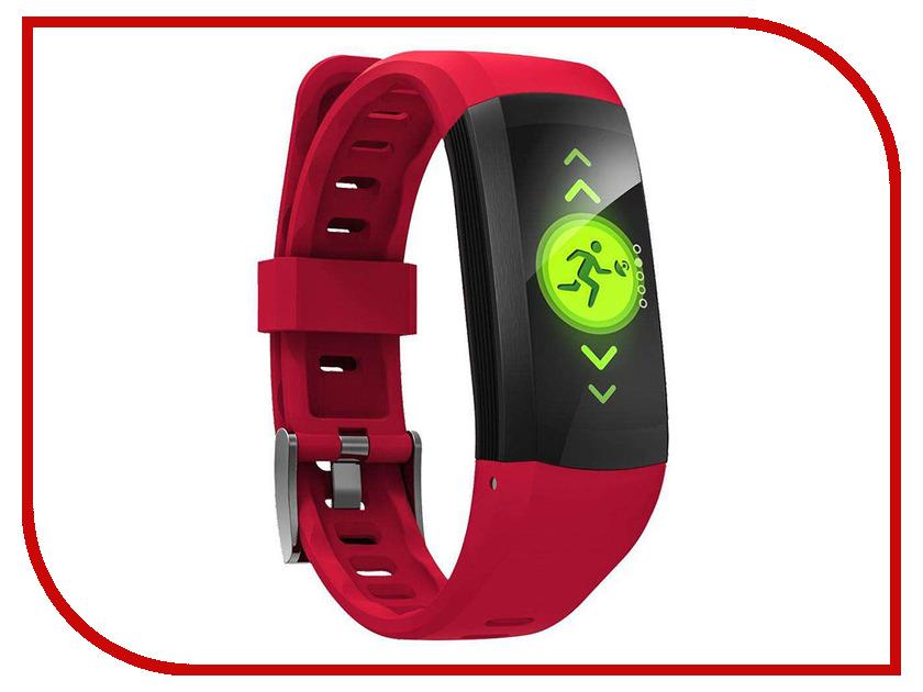 Умный браслет ZDK S906 Red zdk g900a red