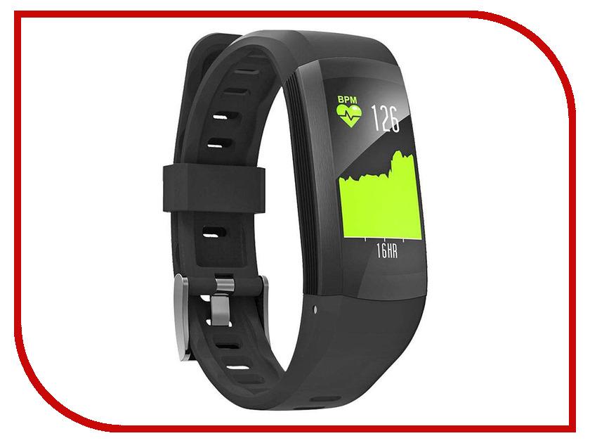 Умный браслет ZDK S906 Black умный браслет zdk f4 black