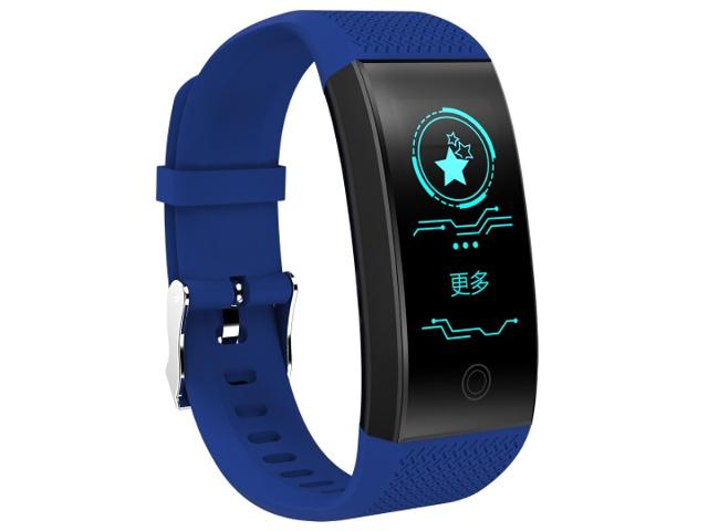 Умный браслет ZDK QW18 Blue цена