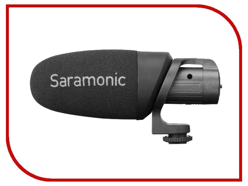 Микрофон Saramonic CamMic+ микрофон saramonic vmic stereo