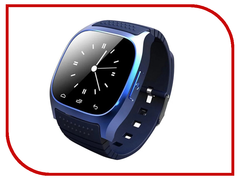 Умные часы ZDK M26 Blue колесные диски alcasta m26 6 5x16 5x114 3 d66 1 et50 bkys