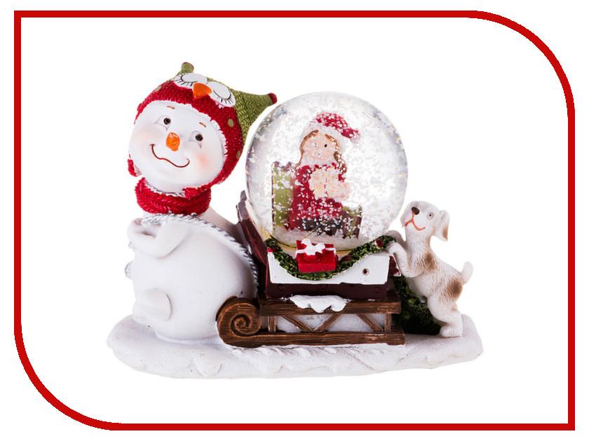 Снежный шар Lefard 13x5.8x8cm 175-207 itech lk 207
