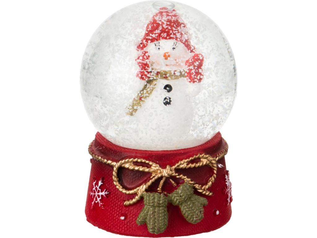 Снежный шар Lefard 4.5x4.5x6.5cm 175-191