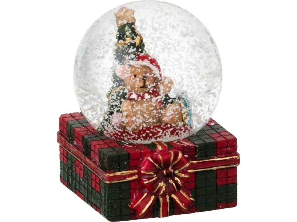 Снежный шар Lefard 4.5x4.5x6.5cm 175-190