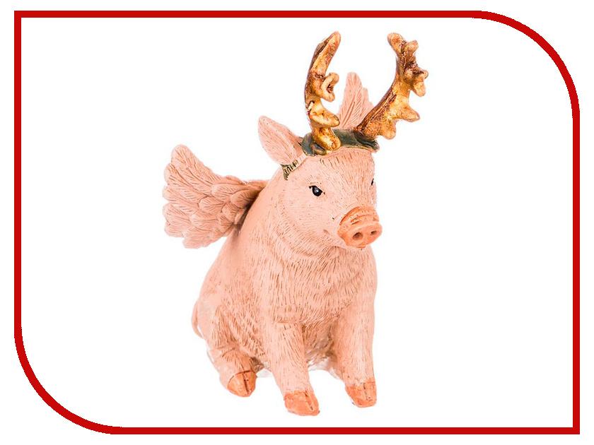 Новогодний сувенир Lefard 5x5x8cm 162-499