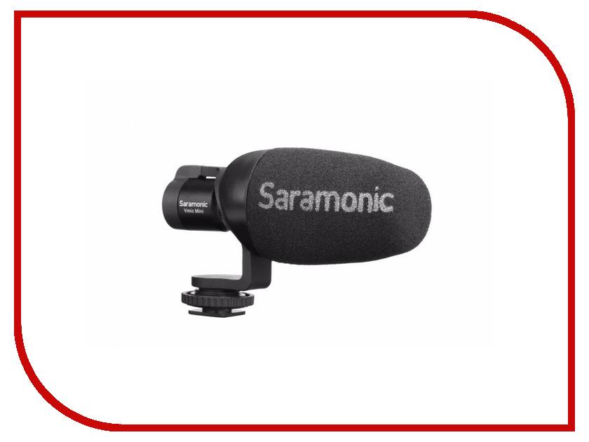 Микрофон Saramonic Vmic Mini микрофон saramonic vmic stereo