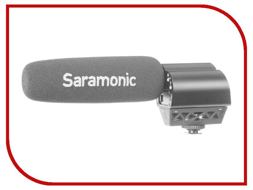 Микрофон Saramonic Vmic Pro микрофон rode videomic pro rycote