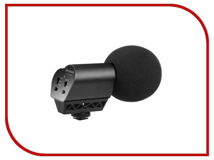 Микрофон Saramonic Vmic Stereo микрофон saramonic vmic stereo