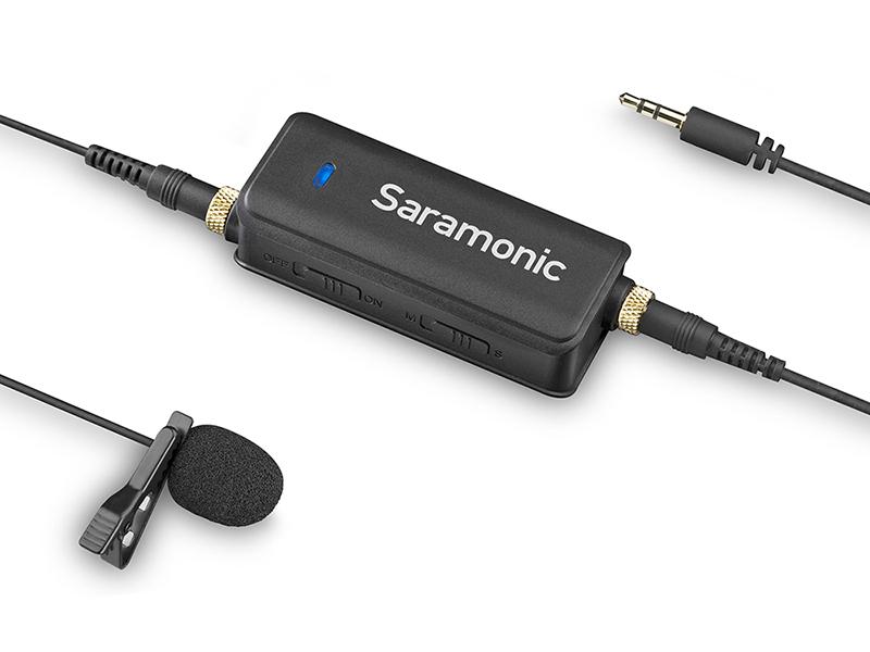 Микрофон Saramonic LavMic