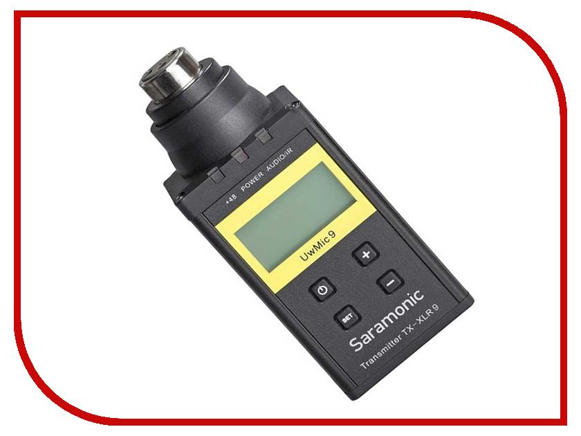 Радиосистема Передатчик Saramonic UwMic9-TX-XLR9 yongnuo yn685 yn 685 беспроводной доступ в эти speedlite флэш построить в ttl приемник работает с yn622c yn622ii c yn622c tx yn560iv yn560 tx