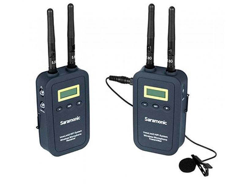 Микрофон Saramonic VmicLink5 RX+TX