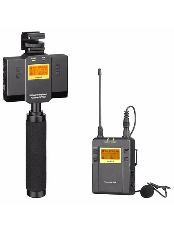 Микрофон Saramonic UwMic9 TX9+SPRX9