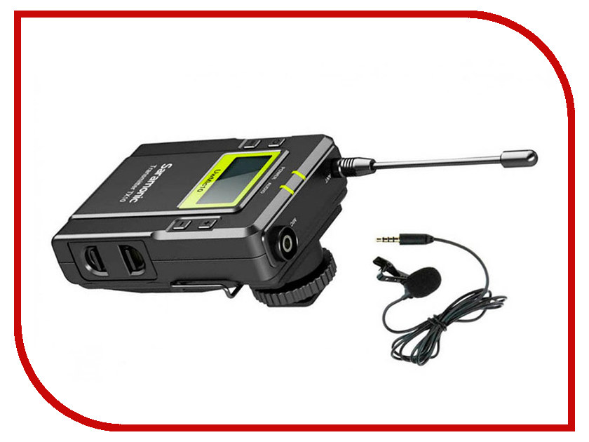 Микрофон Saramonic UwMic9 TX9 микрофон saramonic vmic stereo