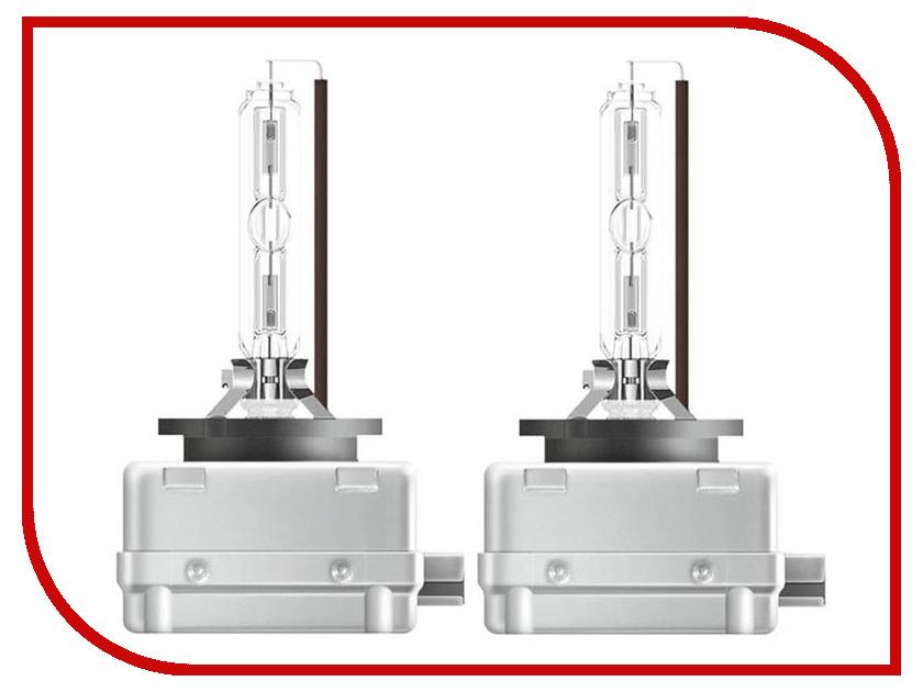 Лампа OSRAM D1S Xenarc Ultra Life 85V-35W PK32d-2 (2 штуки) 66140ULT-HCB лампа osram py21w 21w 12v ultra life