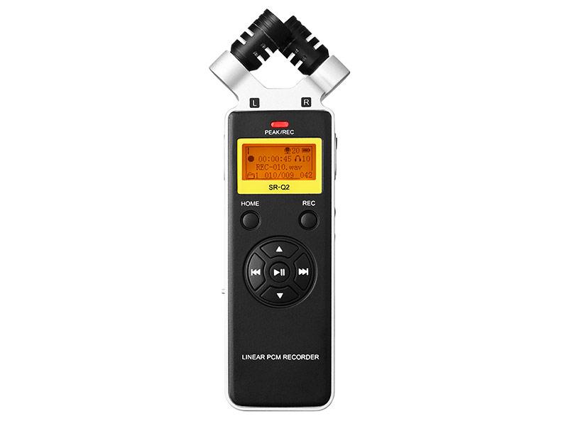 Диктофон Saramonic SR-Q2 lava q2 серый q2 sca