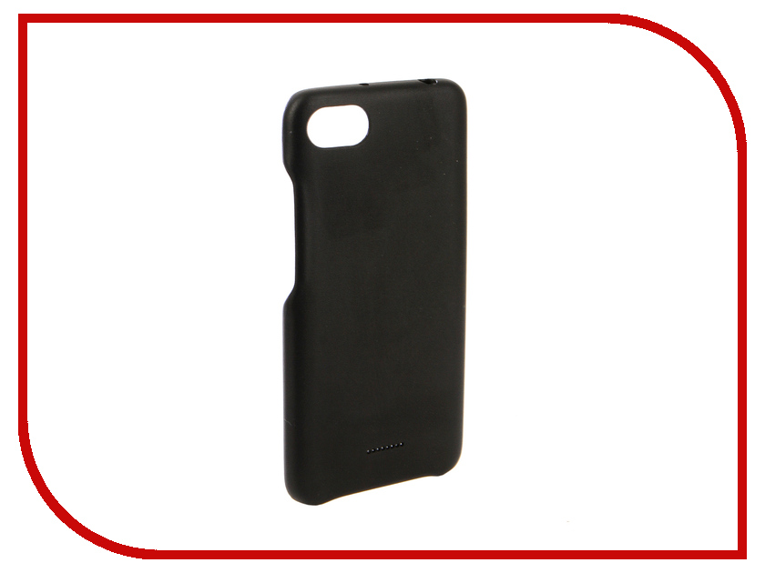 Аксессуар Чехол для Xiaomi Redmi 6A G-Case Slim Premium Black GG-986 аксессуар чехол флип micromax e313 canvas xpress 2 gecko white gg f mice313 wh
