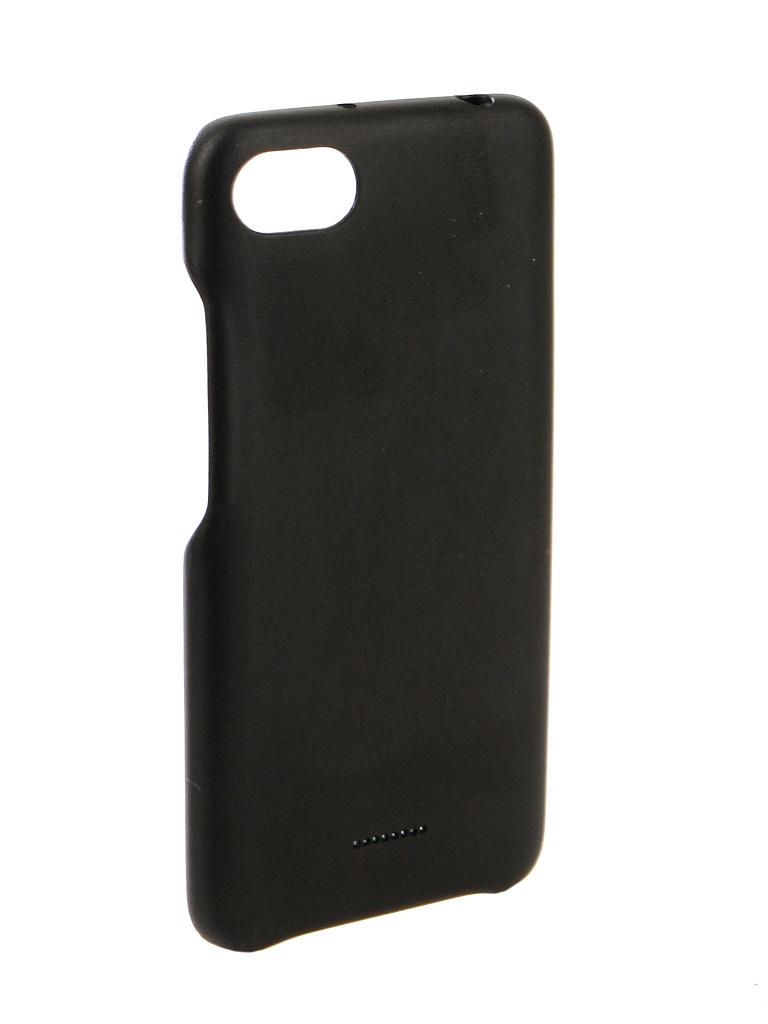 Аксессуар Чехол G-Case для Xiaomi Redmi 6A Slim Premium Black GG-986 чехол g case gg 972 slim premium для xiaomi redmi 6a цвет черный