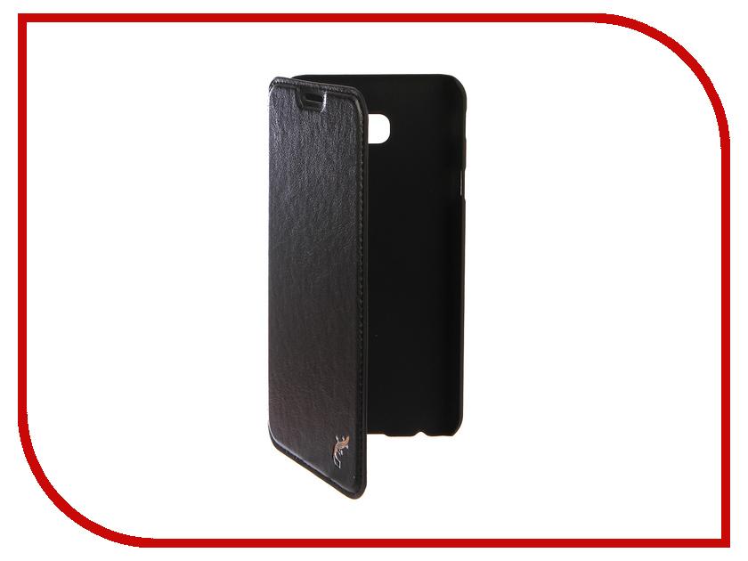 Аксессуар Чехол для Samsung Galaxy J4 Plus 2018 G-Case Slim Premium Black GG-989 аксессуар чехол для meizu 15 plus g case slim premium black gg 963